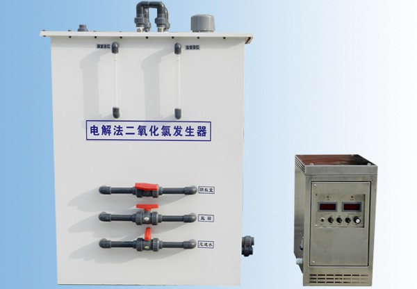 電解法二氧化氯發生器