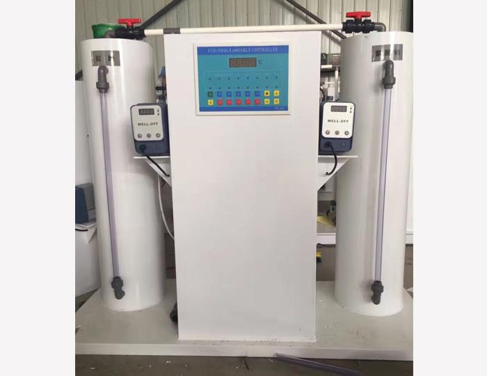 正壓式二氧化氯發生器